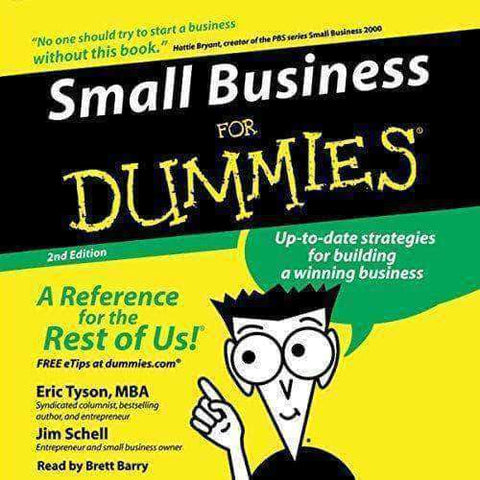 "Business and Economics ""For Dummies"" Pack (40 E-Books) - United Black Books"
