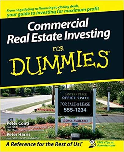Download Commercial Real Estate Investing For Dummies (E-Book), Urban Books, Black History and more at United Black Books! www.UnitedBlackBooks.org