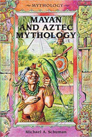 Download Aztec and Maya Mythology by Michael Schuman (E-Book), Urban Books, Black History and more at United Black Books! www.UnitedBlackBooks.org