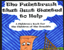 The Paint Brush that Just Wanted to Help (E-Book) - United Black Books