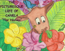 The Picturesque Life of Canela: The Hooves (E-Book) - United Black Books
