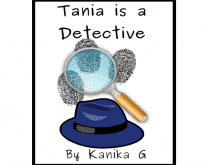 Tania is a Detective (E-Book) - United Black Books