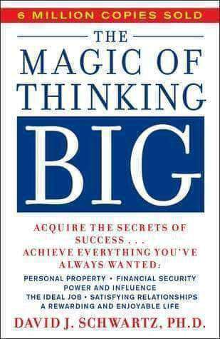 David Schwartz - The Magic of Thinking Big (Audiobook) African American Books at United Black Books Black African American E-Books