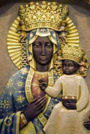 The Black Madonna: The Hidden Treasure of Creation (E-Book) - United Black Books