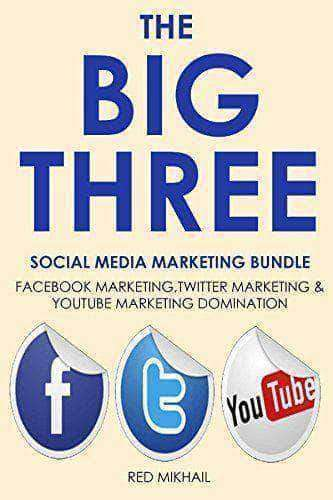 Social Media Marketing SuperPack By Red Mikhail (E-Book) African American Books at United Black Books Black African American E-Books