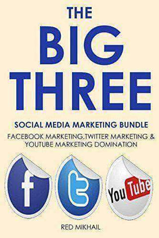 Social Media Marketing SuperPack By Red Mikhail (E-Book) African American Books at United Black Books