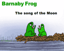 Barnaby Frog The Song of the Moon (E-Book) - United Black Books Black African American E-Books
