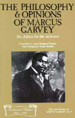 Philosophy and Opinions of Marcus Garvey (E-Book) African American Books at United Black Books Black African American E-Books