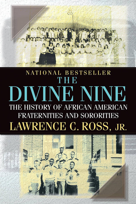 Download The Divine Nine: The History of African American Fraternities and Sororities (E-Book), Urban Books, Black History and more at United Black Books! www.UnitedBlackBooks.org