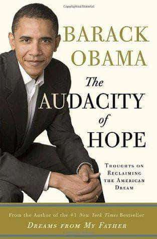 Download The Audacity of Hope by Barack Obama (E-Book), Urban Books, Black History and more at United Black Books! www.UnitedBlackBooks.org