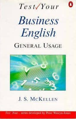 Test Your Business English - General Usage (E-Book)