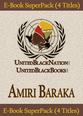 Download Amiri Baraka - eBook SuperPack (11 Titles), Urban Books, Black History and more at United Black Books! www.UnitedBlackBooks.org