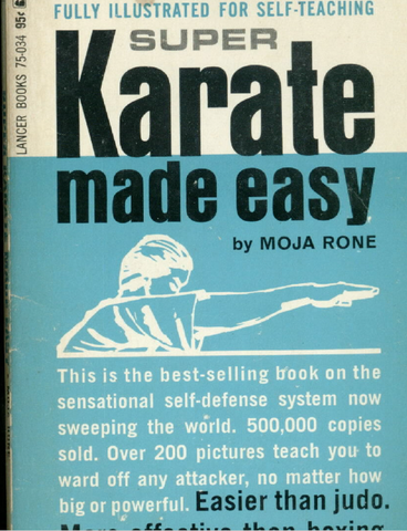 Super Karate Made Easy by Moja Rone (E-Book)