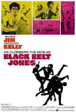 Black Belt Jones (1974) - United Black Books
