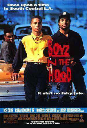 Download Boyz N the Hood (1991), Urban Books, Black History and more at United Black Books! www.UnitedBlackBooks.org