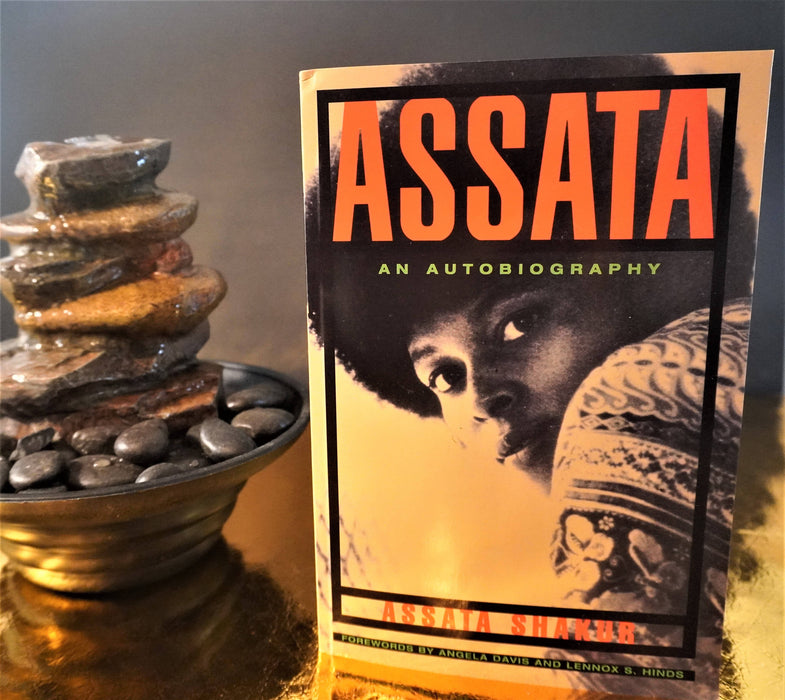 Assata: An Autobiography by Assata Shakur (Paperback & E-Book)