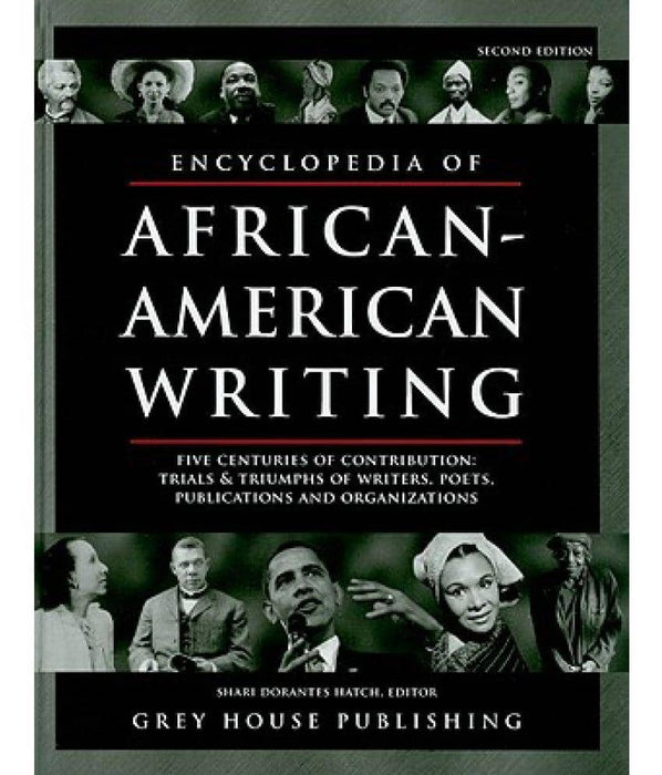 Download Encyclopedia of African American Writing (E-Textbook), Urban Books, Black History and more at United Black Books! www.UnitedBlackBooks.org