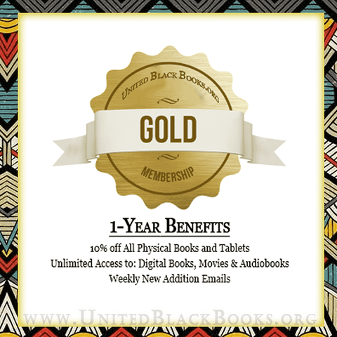 Gold Membership - Unlimited Access and Downloads! Only $30/Year! - United Black Books