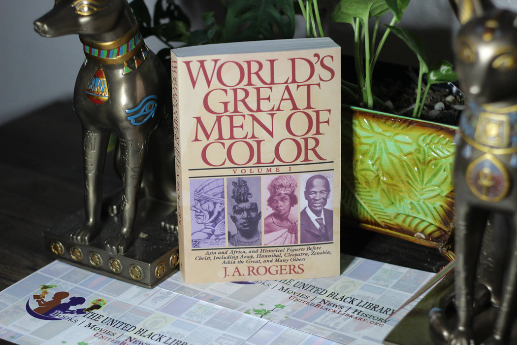 World's Great Men of Color, Volume I by J. A. Rogers (Paperback)