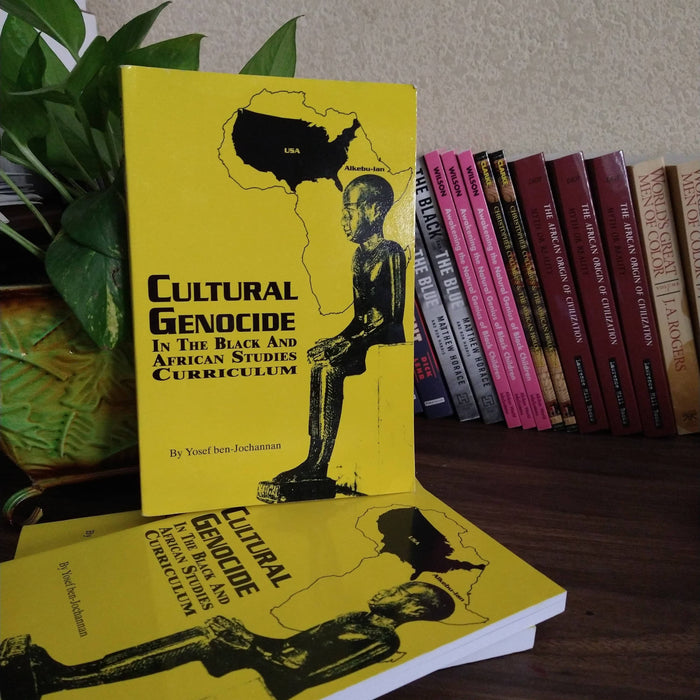 Cultural Genocide by Yosef Ben Jochannan (Paperback and E-Book)