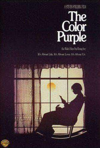 Download The Color Purple - 1985 (Movie), Urban Books, Black History and more at United Black Books! www.UnitedBlackBooks.org