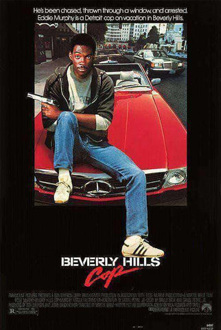 Beverly Hills Cop - 1984 (Movie) African American Books at United Black Books