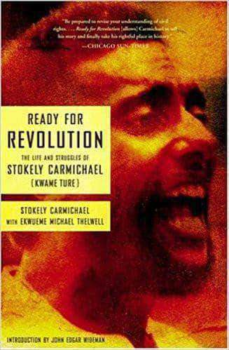Download Ready for Revolution The Life and Times of Stokeley Carmichael, by Stokeley Carmichael with Ekwueme Michael Thelwell (E-Book), Urban Books, Black History and more at United Black Books! www.UnitedBlackBooks.org