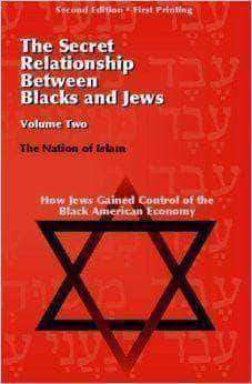 Download The Secret Relationship Between Blacks and Jews Vol. 2 (E-Book), Urban Books, Black History and more at United Black Books! www.UnitedBlackBooks.org
