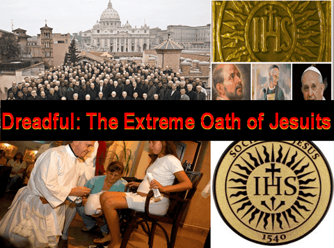 Download Extreme Oath of Jesuits (E-Book), Urban Books, Black History and more at United Black Books! www.UnitedBlackBooks.org