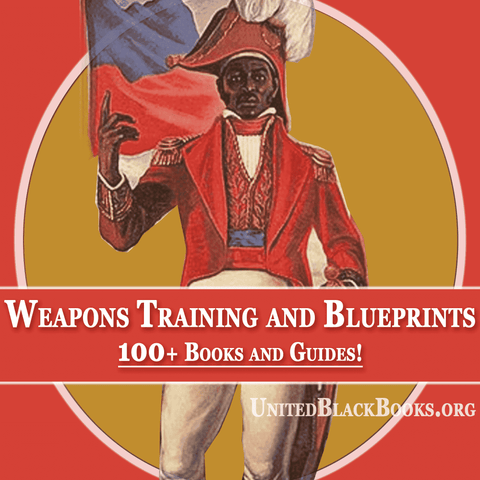 Download Black Gun Owners Firearm Book Pack (100+ Titles), Urban Books, Black History and more at United Black Books! www.UnitedBlackBooks.org