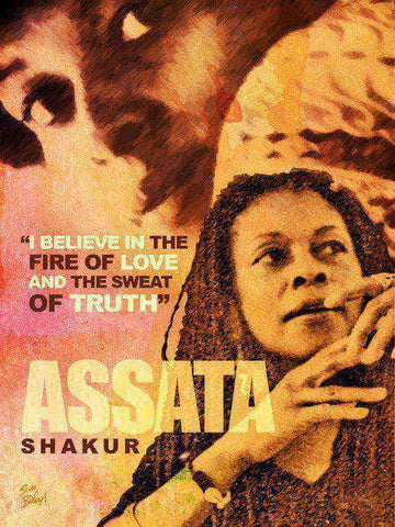 Eyes Of The Rainbow A Documentary Film with Assata Shakur (Movie) - United Black Books