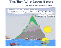 The Boy Who Loved Boats (E-Book) - United Black Books