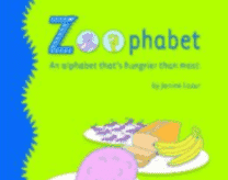 Zoophabet - An Alphabet That's Hungrier Than Most (E-Book) - United Black Books