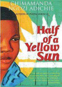 Download Half of a Yellow Sun by Chimamanda Ngozi Adichie (E-Book), Urban Books, Black History and more at United Black Books! www.UnitedBlackBooks.org