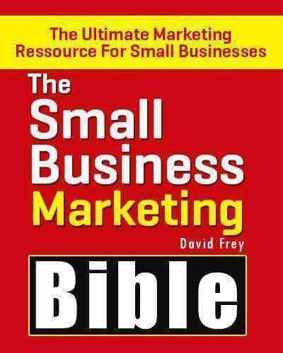 Download The Small Business Marketing Bible 2003 by David Frey (E-Book), Urban Books, Black History and more at United Black Books! www.UnitedBlackBooks.org