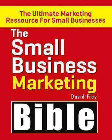 The Small Business Marketing Bible 2003 by David Frey (E-Book) African American Books at United Black Books