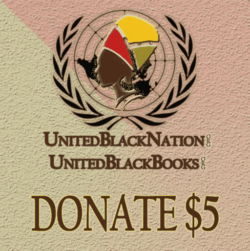 Download Donate $5 - Everything Helps!, Urban Books, Black History and more at United Black Books! www.UnitedBlackBooks.org