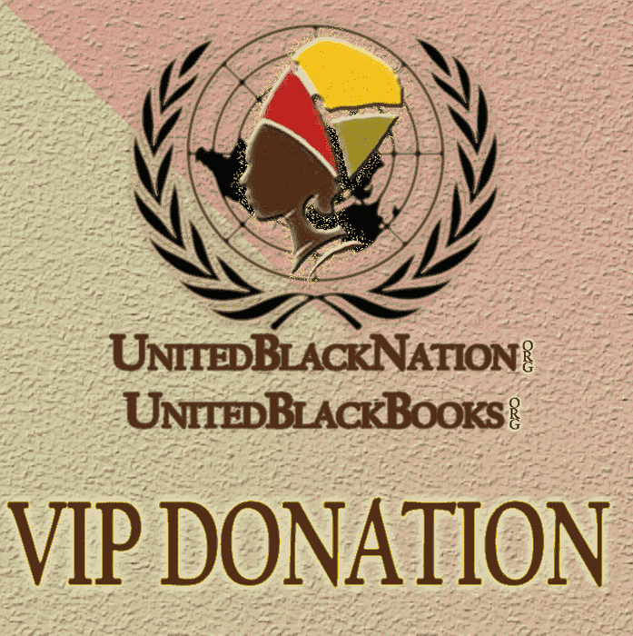 Download Donate $50 - Become a VIP Member!, Urban Books, Black History and more at United Black Books! www.UnitedBlackBooks.org