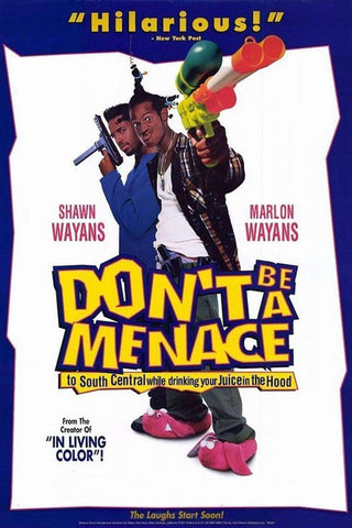Dont Be a Menace to South Central While Drinking Your Juice in the Hood (1996) - United Black Books