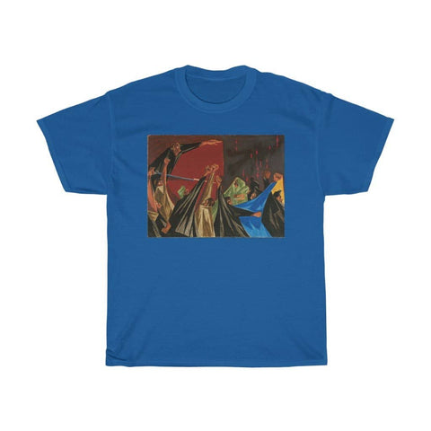 Jacob Lawrence - Unisex Heavy Cotton Tee
