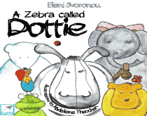 Download A Zebra Called Dottie (Children's E-Book), Urban Books, Black History and more at United Black Books! www.UnitedBlackBooks.org