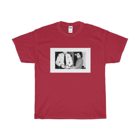 Download Unisex Heavy Cotton Tee, Urban Books, Black History and more at United Black Books! www.UnitedBlackBooks.org