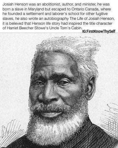 The Life of Josiah Henson, Formerly a Slave,  Now an Inhabitant of Canada,  as Narrated by Himself - United Black Books