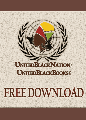 Ethiopia and The Origin of Civilization (E-Book) African American Books at United Black Books
