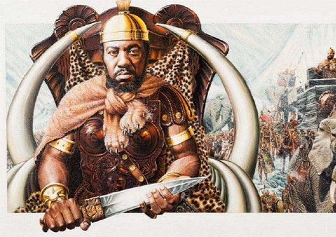 Download Hannibal Barca (African Warrior) (Documentary), Urban Books, Black History and more at United Black Books! www.UnitedBlackBooks.org