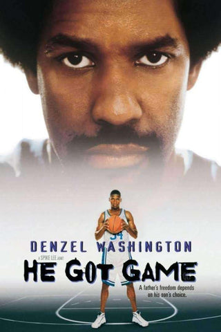 Download He Got Game (1998), Urban Books, Black History and more at United Black Books! www.UnitedBlackBooks.org