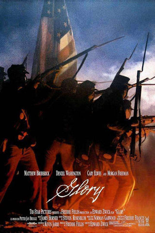 Glory - 1989 (Movie) - United Black Books