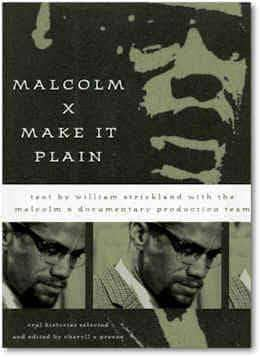 Malcolm X: Make It Plain (Documentary) - United Black Books