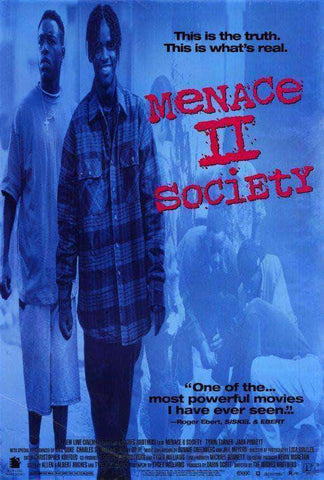 Download Menace II Society - 1993 (Movie), Urban Books, Black History and more at United Black Books! www.UnitedBlackBooks.org