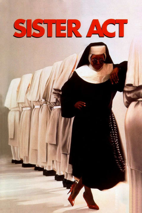 Download Sister Act - 1992 (Movie), Urban Books, Black History and more at United Black Books! www.UnitedBlackBooks.org